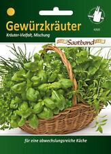 Kräuter-Vielfalt, Saatband, Kräutermischung Samen 42920