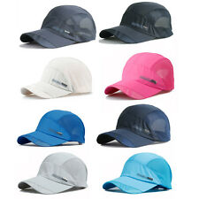 New Summer Outdoor Exercise Baseball Hat Running Visor Cap Hot Popular For Mens