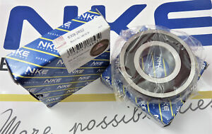 Rillenkugellager / Deep Groove Ball Bearings  6309-2RS2 NKE [45x100x25]
