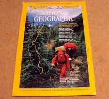 National Geographic June 1971 France Louvre Museum/Morocco/Pacific Crest Trail
