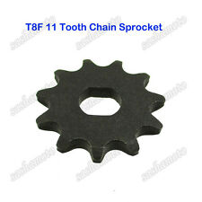 Electric Scooter T8F Chain 11 Tooth Sprocket For Motor Pinion Gear MY1020 Motor