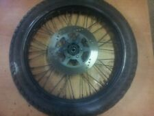 jante roue avant Honda 125 CLR - City Fly - JD18A