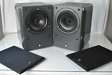 Pair KEF RDM One (1) SP3253 Monitor Series Speakers