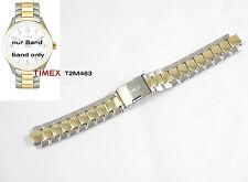 Timex Bracelet de Rechange T2M463 Séries-t - S'Adapter T2M460 T2M461 T2M462
