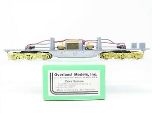 HO Scale Overland Models OMI-6252 E8A Diesel Locomotive Chassis