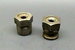 1939-47 Chevrolet Control Arm To Upper Knuckle Support Pin Bushings Set (2)