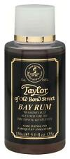 Taylor of Old Bond Street Bay Rum 150ml AFTER SHAVE Cologne antiseptisch Inghilterra