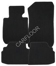 Für Ford S-Max Bj. ab 01.2016 Fußmatten Velours Deluxe schwarz mit Befestigungen