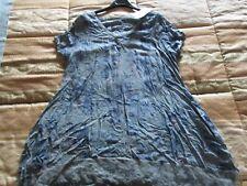 Maglietta donna taglia L/XL colore blu