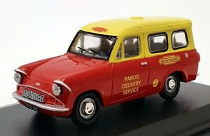 Oxford Diecast 1/43 Scale ANG001 - Ford Anglia Parcel Delivery Van - BR