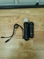 Playstation Move Controller and Navigation For Sony PlayStation - PS3/PS4/PSVR