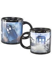Dr Who Tardis Heat Changing Mug - Boxed - Great Gift for Dr Who Fans