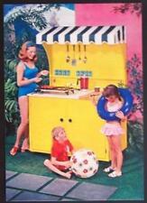 Patio Kitchen Cart Portable Picnic How-To Build Plans