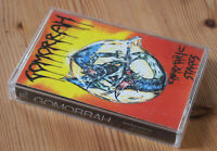 GOMORRAH - EMBRYONIC STAGES (VINCO MUSIC) RARE 1991 UK DEATH METAL SELF RELEASED
