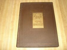 Awesome 1929 Vintage Yearbook - Massachusetts Agricultural College