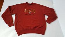 Vintage San Francisco 49ers Crewneck Sweatshirt Nutmeg 90s Lee Mens M Womens L