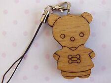 Wooden Animal Modern (1970-Now) Collectable Keyrings