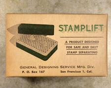 STAMPLIFT Stamp Seperating General Designing Service Mfg Div San Francisco 1 Cal