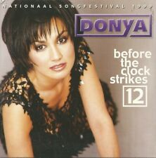 """Donya """"Before the clock strikes 12"""" Pre Sellection Netherlands Eurovision 1999"""