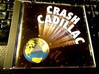 Crash Cadillac by Crash Cadillac (CD 1998 BHM) TX blues rock