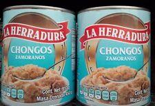 Mexican Chongos Zamoranos~La Herradura~ 2/450gr. Cans~Tasty~Traditional~NEW