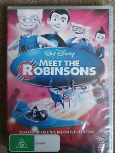Meet The Robinsons DVD (Region 4) Free Postage. B5
