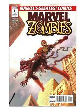 Marvel Zombies #1 Greatest Comics VF/NM Robert Kirkman Sean Phillips Spiderman