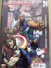 Ultimates n°24 2006 Grand Theft America ed. Marvel Panini [SP11]