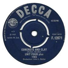 """Unit Four Plus Two """" Concrete and clay """"  Angleterre"""