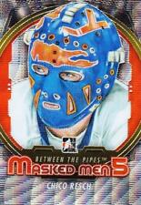 2012-13 Between The Pipes Masked Men V Silver #40 Chico Resch