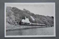 R&L Postcard: Modern Tom Heavyside Card, Paignton & Dartmouth Railway