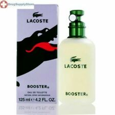 CS BOOSTER/LACOSTE EDT SPRAY 4.2 OZ (M)