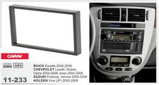 CARAV 11-233 2Din Marco Adaptador Kit Instalacion Radio BUICK CHEVROLET SUZUKI