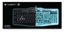 Logitech G105 Gaming Keyboard. From Argos