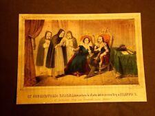 Inquisizione Orry Filippo V Misteri della Vita dei Borbone La Cecilia Anno 1859