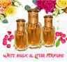 White Musk Al Attar Ittar 100% Pure concentrated Perfume Oil From India