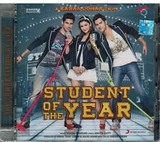 STUDENT OF THE YEAR - BOLLYWOOD ORIGINAL SOUNDTRACK CD - FREE POST