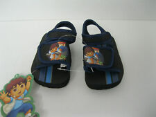 Boy's Diego Sandals Blue Size 5-6