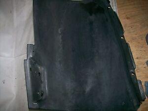2000-2005 CADILLAC DEVILLE OEM RIGHT REAR FENDER LINER SKIRT COVER EXTENSION