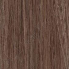 """100 Qualità Superiore pre-bonded NAIL TIP 100% capelli umani estensioni # 12 20 """""""