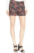 NWT Ted Baker London Golley' Cherry Print Shorts size 1