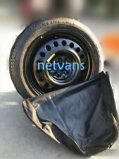 KIT roue de secours galette 17''  pour FORD C-MAX AVEC CRIC CLE ET SAC