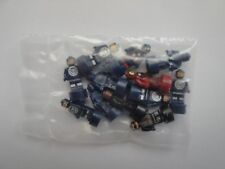 LEGO 76042 12 micro figures brand new in bag statuette lot SHIELD Helicarrier