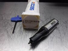 """SECO Replaceable Tip Drill 1"""" Shank SD101-17.00/17.99-30-1000R5-0385 (LOC95)"""