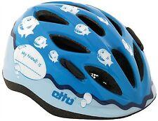 Casque ETTO Safe Rider Piranha Bleu XS 45-50cm enfants de vélo la jeunesse