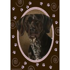Paws House Flag - German Shorthaired Pointer 17049