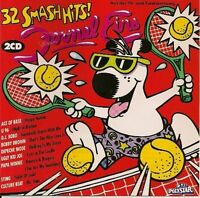 Formel Eins 32 Smash Hits! (1993) U96, DJ Bobo, 2 Unlimited, Dance 2 Tr.. [2 CD]