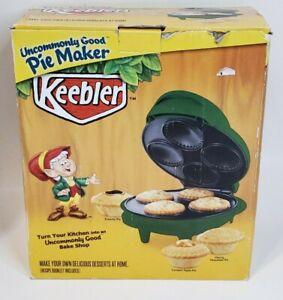 KEEBLER Elf Personal Countertop Mini Pie Maker Gadget Snack NEW IN THE BOX