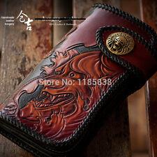 bikers wallet for men ghost skull wallet www.makkashop.com