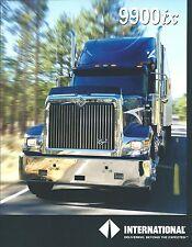 Truck Brochure - International - 9900ix  (T1876)